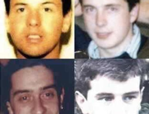 TNGA remembers The Clonoe Martyrs