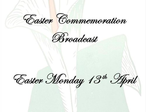 Easter Commemoration Broadcast